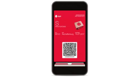 Versenden DPD E-Commerce Retoure DPD App