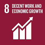 United nations development goal 8