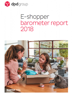 e-shopper barometer report 2018