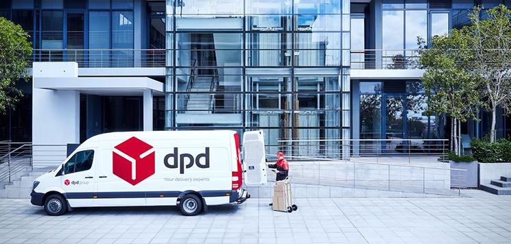 Siųsti siuntas į įmones su DPD Classic - DPD Lietuva