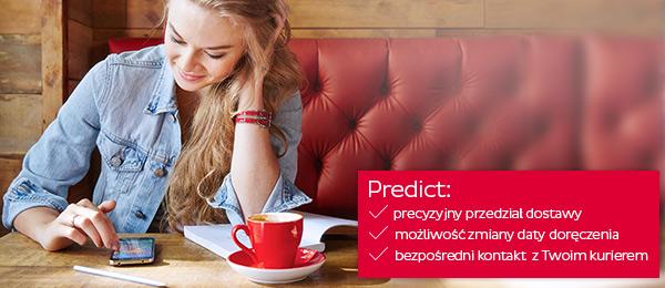 Predict - a service by DPD