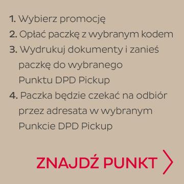 Tanie paczki w DPD Polska