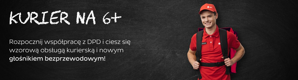 Promocja usług DPD Polska - abonament